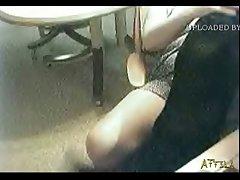 Amateur Webcam Women And Black Dog (part 1)