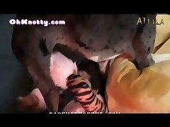 Knotty Kitten (part 3)